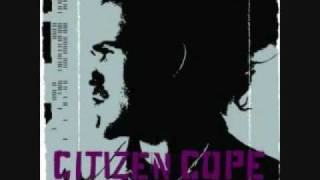 Citizen Cope Let the drummer kick
