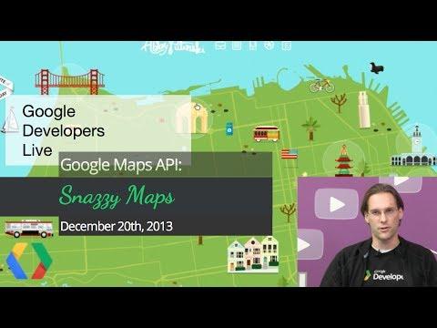 Google Maps API: Snazzy Maps