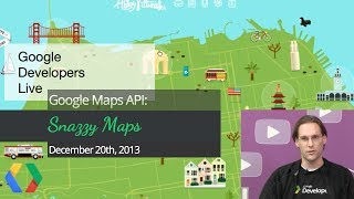 Google Maps API: Snazzy Maps