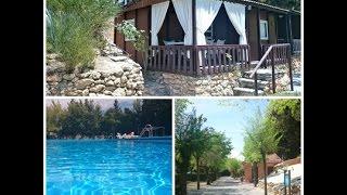 Camping Suspiro del Moro. Granada. Andalucia.