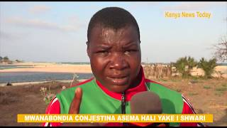 Conjestina Achieng ready for a comeback.mp3