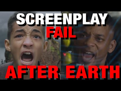 Anatomy of a Bad Screenplay: After Earth
