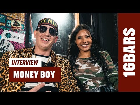 Money Boy Interview: Kryptowährungen, Gucci & Traphousekitchen | 16BARS.TV