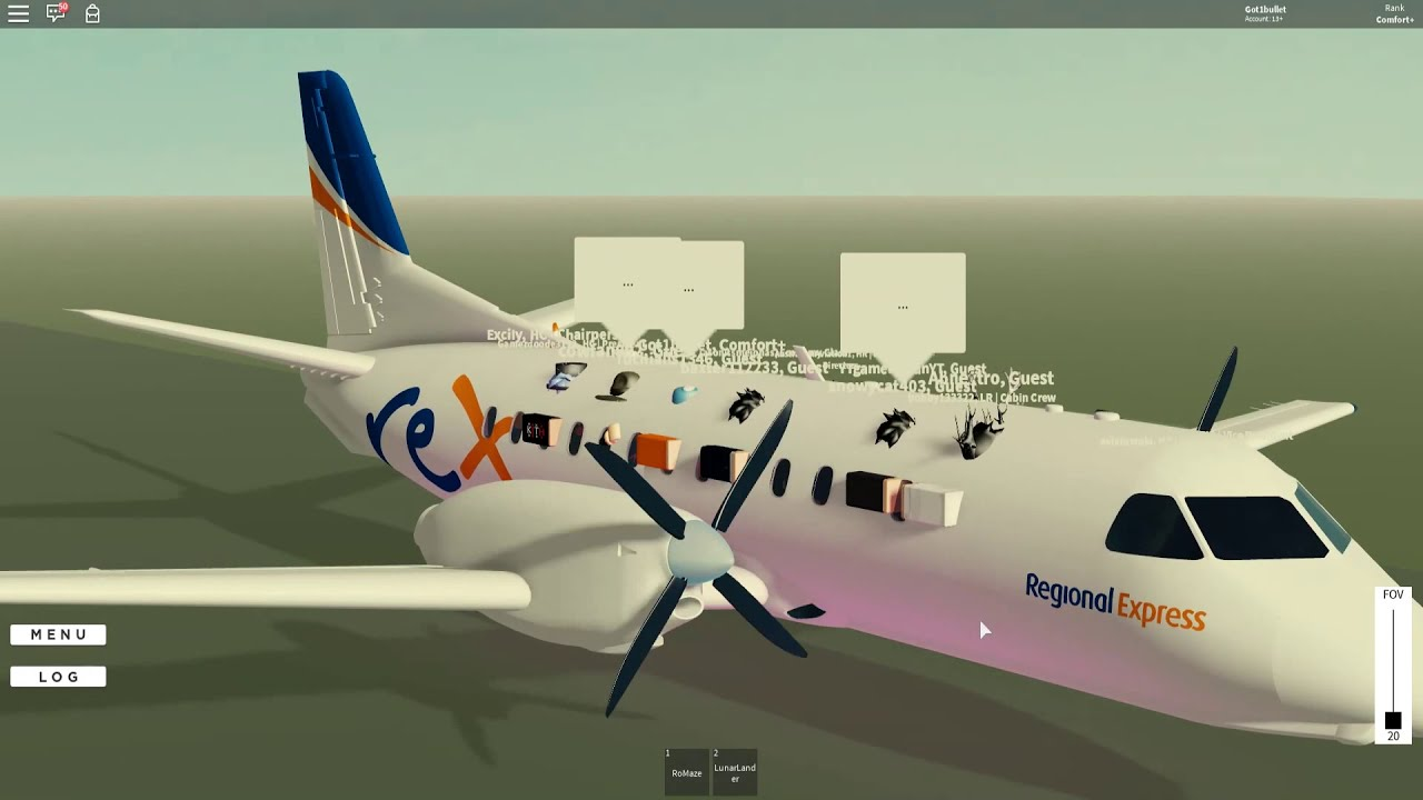 Roblox Rex Regional Express Airline - roblox airlines