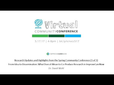 ICN Virtual Community Conference (Spring 2017): Research 1