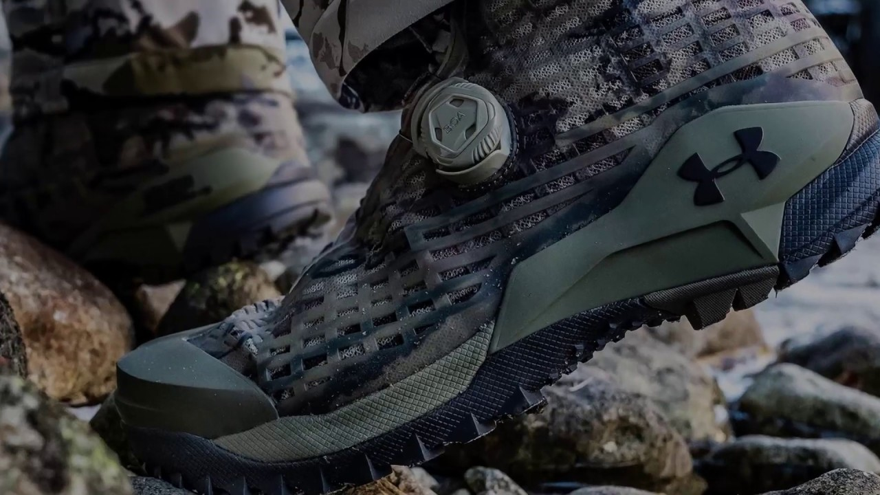 under armour cameron hanes hunting boots