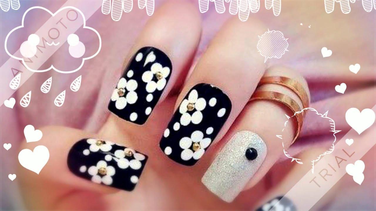 Cute Fake Nail Designs | Online Shop China - YouTube