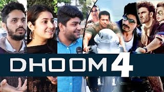 DHOOM 4 Reloaded - Shahrukh, Salman, Ranveer - PUBLIC CHOICE