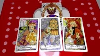 Гадание на 4-ёх королей. Его мысли, чувства, действия. Онлайн расклад на картах таро