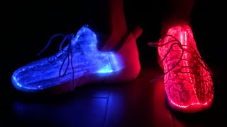 Light Up Shoes Review