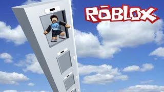THE INFINITE ELEVATOR OF ROBLOX !! - Roblox (Infinite Elevator)