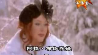 秋叶[苏] Осенние листья   阿拉·布伽乔娃演唱