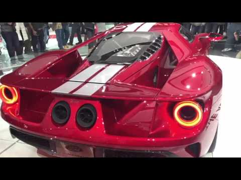 THE BEST CARS OF 2017!! DETROIT AUTO SHOW VLOG #NAIAS