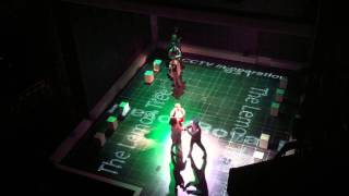 The Curious Incident of the Dog in the Night-Time (Apollo Theatre play)