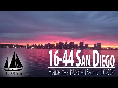 16-44_San Diego - finish the north Pacific LOOP (sailing syZERO)