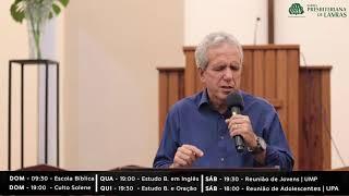A Disseminação do Pecado  | Estudo Bíblico