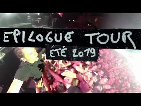 Youtube: Epilogue Tour – Été 2019 – Dès le 10 janvier