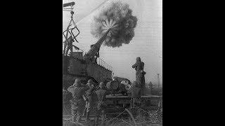 Полигонная АРТИЛЛЕРИЙСКАЯ установка 406 мм МП-10 | АРТИЛЛЕРИЯ Великой Отечественной войны 1941--1945