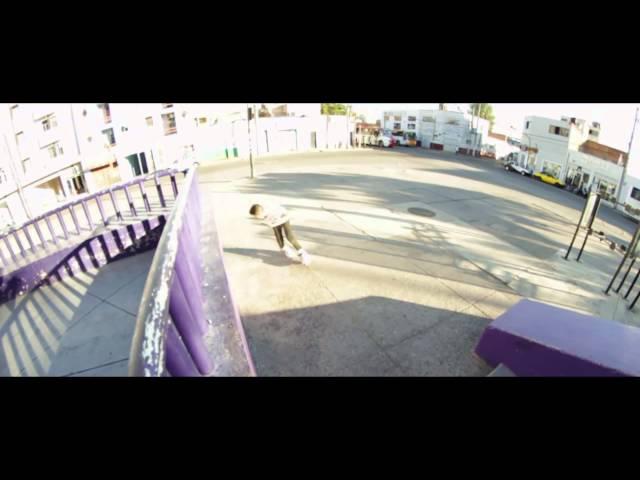 Cesar Johari Ponce - Team Centro Roller -Patinando los nuevos Razors SL2