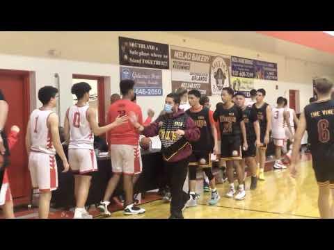 Highlights Southland vs The Vine Christian Academy JV Basketball