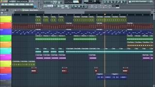Dime Si Eres Feliz (Karaoke) - Remake FL Studio (HD)