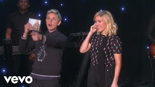 Video Ellie Goulding - On My Mind - Live On Ellen download MP3, 3GP, MP4, WEBM, AVI, FLV September 2018
