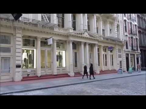 New York City: Soho and Nolita