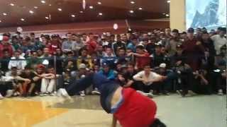 Battle Break Ardis 2013: Bboy L