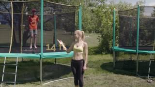 видео Тент для батута Hasttings 8ft (2,43 м.) купить в Воронеже на ЦентрСпорта.ру