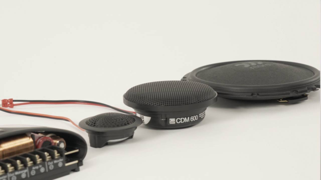 Morel Virtus Nano shallow-mount car speakers | Crutchfield video