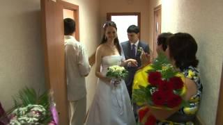 Свадьба Оля + Андрей 07 07 2012 День поцелуев в Омске