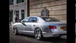 2015 Bentley Flying Spur V8 First Look