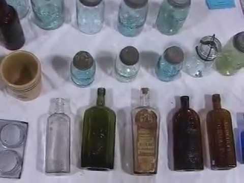 Kalamazoo Antique Bottle Show