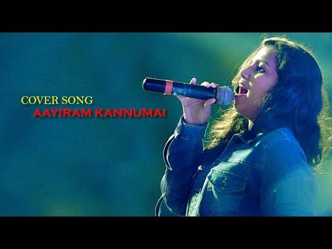 Aayiram Kannumai cover song | Malabar Cafe Musical Band Show 2018 | Anamika
