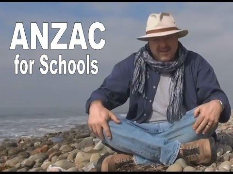 ANZAC For Schools