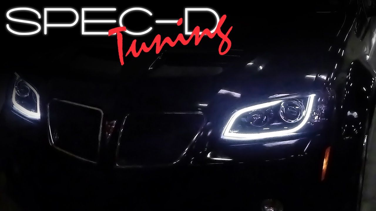 Specdtuning Installation Video 2008 2009 Pontiac G8