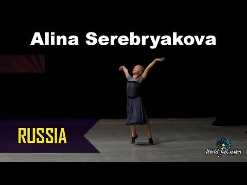 Alina Serebryakova - Russia