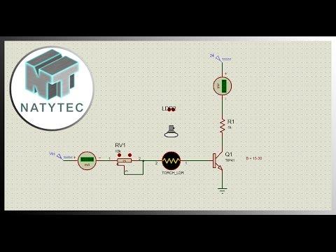 Circuito Ldr : Como ligar um led utilizando sensor ldr fotoresistor com arduino