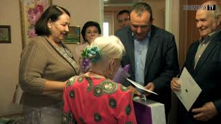 20 сентября 95 лет со дня рождения отмечает ветеран Великой Отечественной войны В. Г. Грищенко.