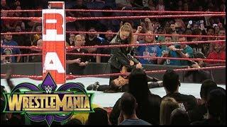 Wrestlemania 34 Vlog #5: Monday Night RAW/New Orleans Aquarium