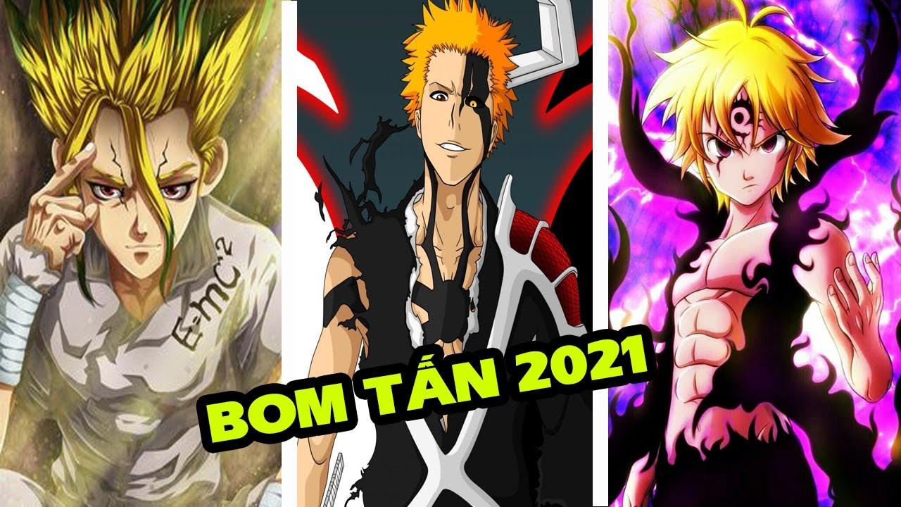 Top 15 Anime Sẽ Cập Bến Năm 2021 !!!