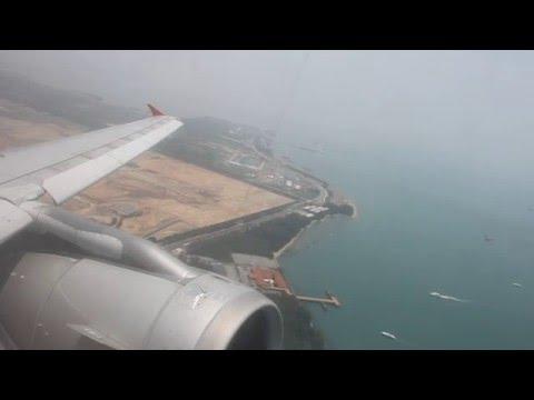 Jetstar Asia A320-200 (9V-JSF) Singapore - Kuala Lumpur