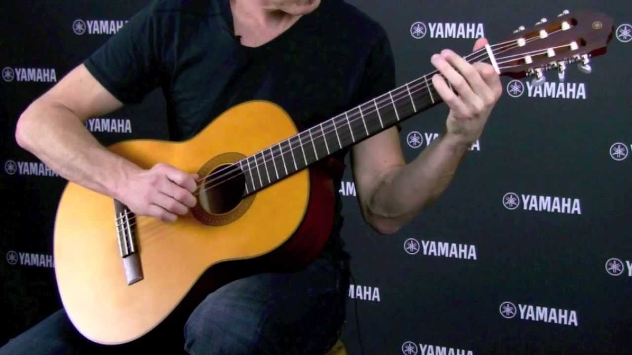 Classical Guitar You Tube : yamaha cg122ms classical guitar youtube ~ Vivirlamusica.com Haus und Dekorationen