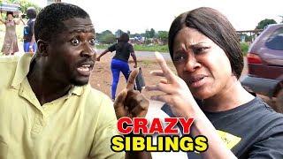 Crazy Siblings FULL MOVIE - Mercy Johnson 2019 Latest Nigerian Nollywood Movie