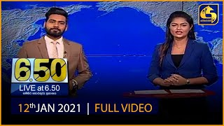 Live at 6.50 News – 2021.01.12 Thumbnail