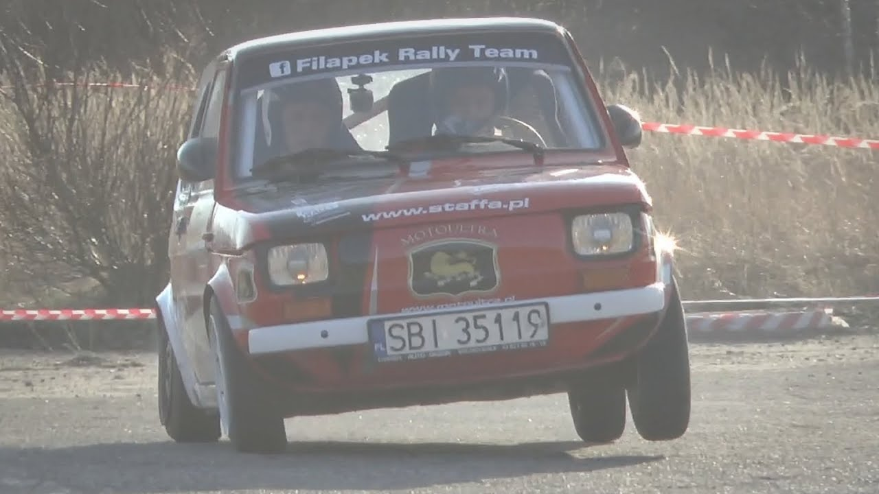 Podsumowanie sezonu 2017   Filapek Rally Team – Fiat 126p