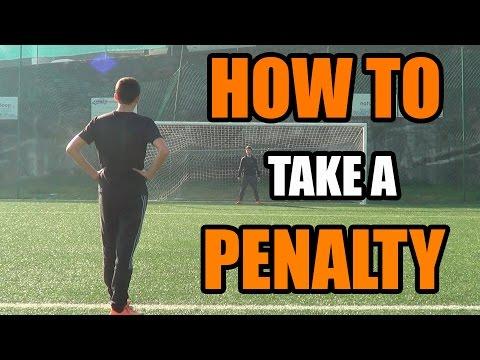 HOW to TAKE a PENALTY like Cristiano Ronaldo! (Como Bater um Penalty) - Tutorial   FreeKicksPT