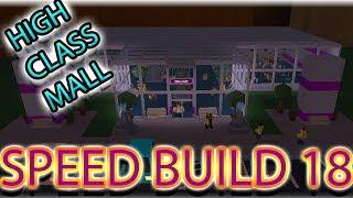 [Roblox: Retail Tycoon] SPEED BUILD 18 - LUXURY STORE