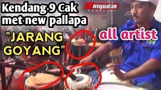 Download lagu ALL ARTIS - JARANG GOYANG - SKILL KENDANG 9 Ky AGENG New Pallapa live Tanggulangin sidoarjo
