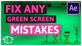 5 Simple steps to Fixing any Green Screen issue After Effects CC - Part 2